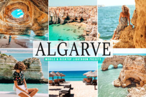 Algarve Mobile & Desktop Lightroom Presets
