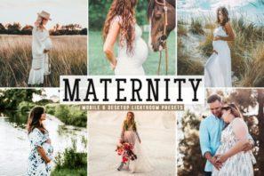 Maternity Mobile & Desktop Lightroom Presets