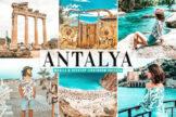 Last preview image of Antalya Mobile & Desktop Lightroom Presets