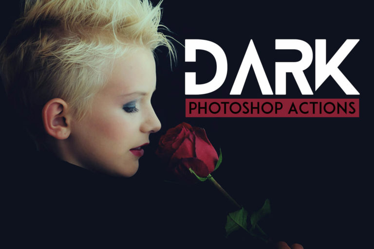 Preview image of Dark Photography Photoshop Actions