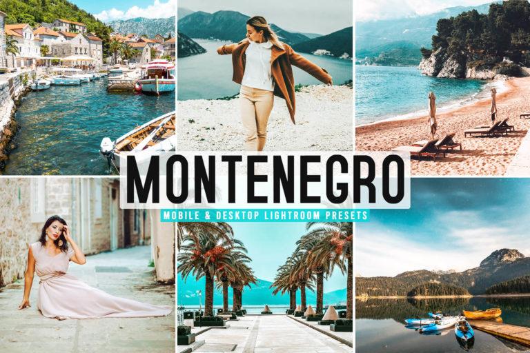 Preview image of Montenegro Mobile & Desktop Lightroom Presets