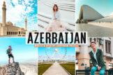 Last preview image of Azerbaijan Mobile & Desktop Lightroom Presets