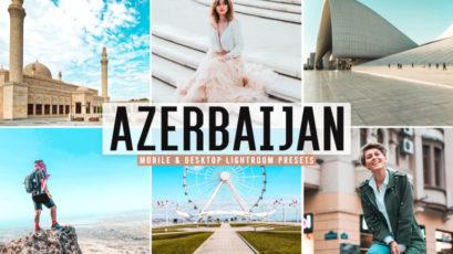 Azerbaijan Mobile & Desktop Lightroom Presets