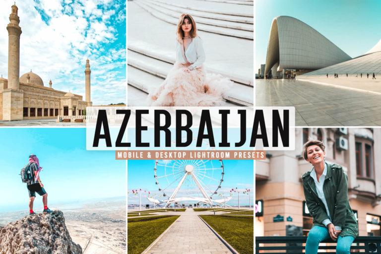 Preview image of Azerbaijan Mobile & Desktop Lightroom Presets