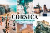 Last preview image of Corsica Mobile & Desktop Lightroom Presets