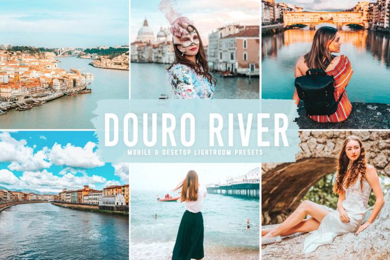 Preview image of Douro River Mobile & Desktop Lightroom Presets