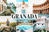 Last preview image of Granada Mobile & Desktop Lightroom Presets