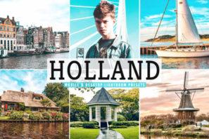 Holland Mobile & Desktop Lightroom Presets