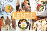Last preview image of Lentil Mobile & Desktop Lightroom Presets