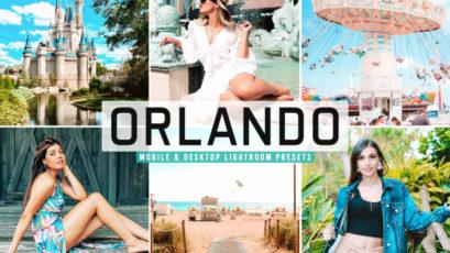 Orlando Mobile & Desktop Lightroom Presets