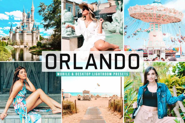 Preview image of Orlando Mobile & Desktop Lightroom Presets