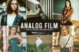Last preview image of Analog Film Mobile & Desktop Lightroom Presets
