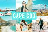 Last preview image of Cape Cod Mobile & Desktop Lightroom Presets