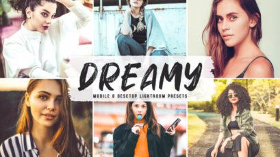 Dreamy Mobile & Desktop Lightroom Presets