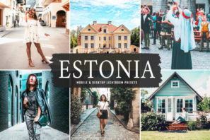 Estonia Mobile & Desktop Lightroom Presets
