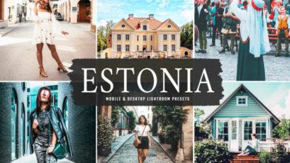 Estonia Mobile & Desktop Lightroom Presets