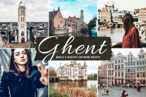 Ghent Mobile & Desktop Lightroom Presets