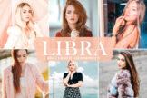 Last preview image of Libra Mobile & Desktop Lightroom Presets