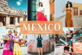 Last preview image of Mexico Mobile & Desktop Lightroom Presets