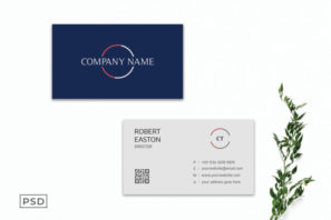 Modern Elegant Business Card Template