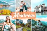 Last preview image of Montreux Mobile & Desktop Lightroom Presets