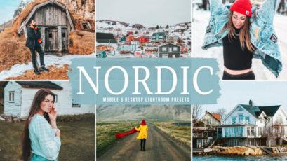 Nordic Mobile & Desktop Lightroom Presets