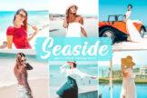 Last preview image of Seaside Mobile & Desktop Lightroom Presets