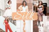 Last preview image of Silk Mobile & Desktop Lightroom Presets