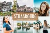 Last preview image of Strasbourg Mobile & Desktop Lightroom Presets