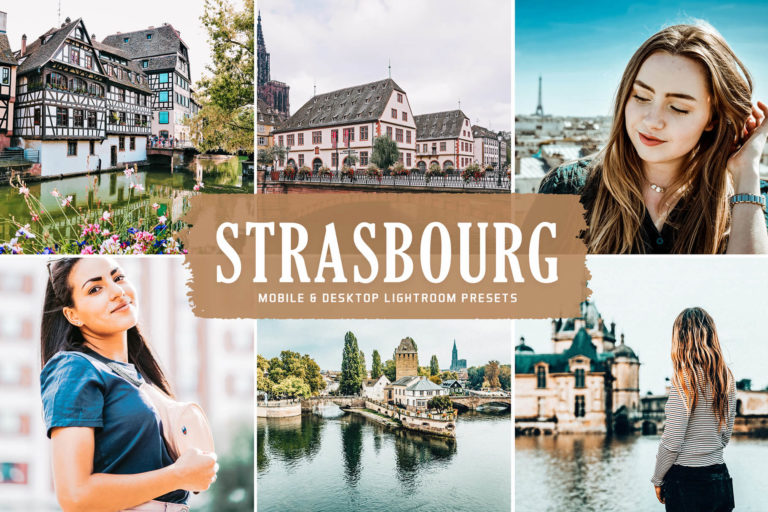 Preview image of Strasbourg Mobile & Desktop Lightroom Presets