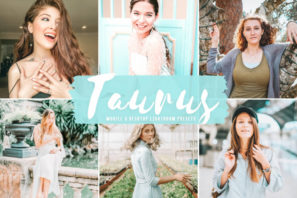 Taurus Mobile & Desktop Lightroom Presets