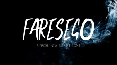 Faresego Script Font