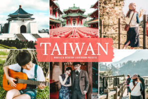 Taiwan Mobile & Desktop Lightroom Presets