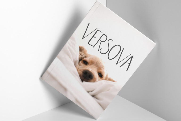 Preview image of Versova Handmade Font