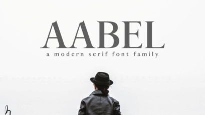 Aable Modern Serif Font Family