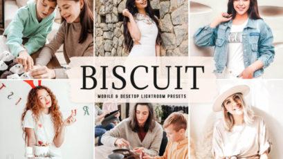 Biscuit Mobile & Desktop Lightroom Presets