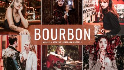 Bourbon Mobile & Desktop Lightroom Presets