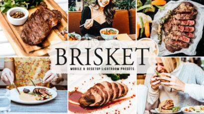 Brisket Mobile & Desktop Lightroom Presets