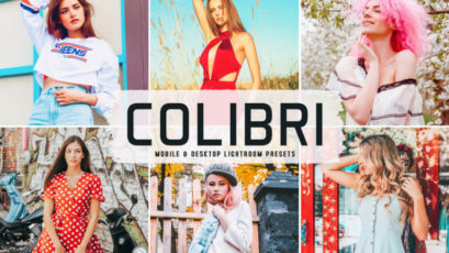 Colibri Mobile & Desktop Lightroom Presets