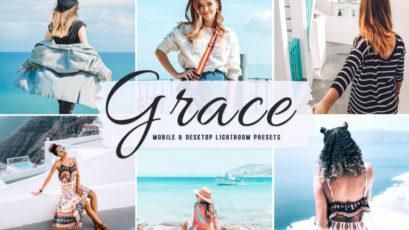 Grace Mobile & Desktop Lightroom Presets