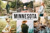 Last preview image of Minnesota Mobile & Desktop Lightroom Presets