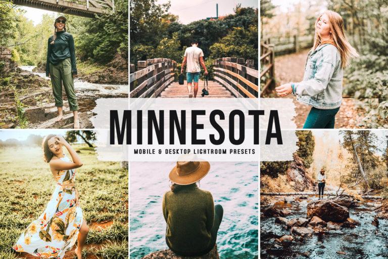 Preview image of Minnesota Mobile & Desktop Lightroom Presets