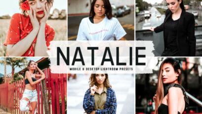Natalie Mobile & Desktop Lightroom Presets