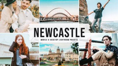 Newcastle Mobile & Desktop Lightroom Presets