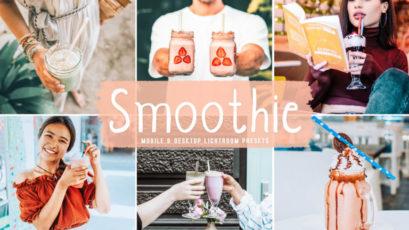 Smoothie Mobile & Desktop Lightroom Presets
