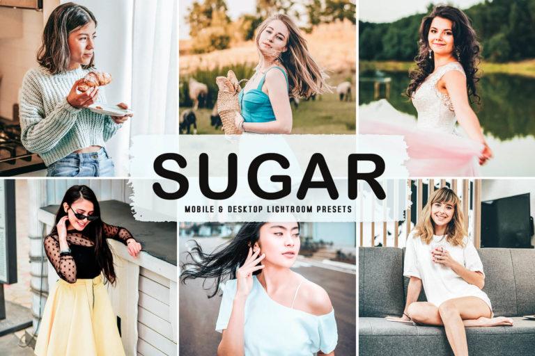 Preview image of Sugar Mobile & Desktop Lightroom Presets