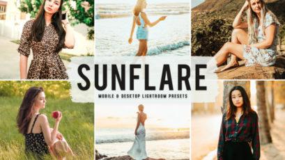 Sunflare Mobile & Desktop Lightroom Presets