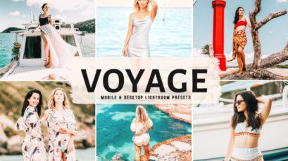 Voyage Mobile & Desktop Lightroom Presets