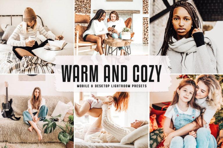 Preview image of Warm And Cozy Mobile & Desktop Lightroom Presets