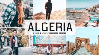 Algeria Mobile & Desktop Lightroom Presets